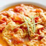 西红柿鸡蛋汤的两种做法